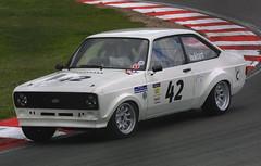 Nigel Vaulkhard - Ford Escort (Boris1964) Tags: 2005heritagegrandtourers brandshatch
