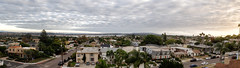 At home (Foodo Dood) Tags: nikon d5100 24mm pano panorama sunset dusk clouds jetstream pb pacificbeach sandiego