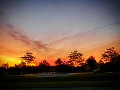 Good morning world! (Edale614) Tags: sunrise goodmorning naturelovers nature columbus ohio autumn fall colorful colorfest
