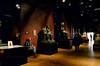 Una notte al museo (encantadissima) Tags: torino peimonte museoegizio saladeire statue people