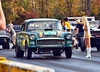 Colorful Chevy (Thumpr455) Tags: southeastgassers finals shadysidedragway shelby nc october 2017 sega autoracing sport nikon d800 dragracing motorracing gasser worldcars action speed chevy chevrolet oden colorful 1955 gridgirl blonde babe backupgirl bug boots minidress afnikkor70200mmf28vrii cgasser cgas cg