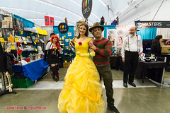 Fan Expo Day 2 @ Vancouver Convention Centre - November 11th 2017 (cryptic_photos) Tags: 2017 fanexpo fanexpoday2vancouverconventioncentrenovember11th201 fanexpovancouver november11 vancouver vancouverconventioncentre cosplay costumeplay dressup geek nerd fanexpoday2vancouverconventioncentrenovember11th2017