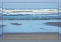 ~/\~ High Tide On Seaside Beach ~/\~ (Wolverine09J ~ 1 Million + Views) Tags: oregonsummer16 seasidebeach waves hightide pacificocean northcoast nature latesummer seascape sand sky amazingimpressionsofnature wateroceanslakesriverscreeks frameit~level01 nationalgeographic|worldwide