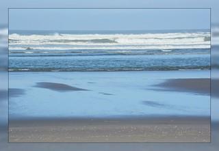 ~/\~ High Tide On Seaside Beach ~/\~