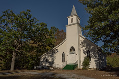 Antioch UMC (Back Road Photography (Kevin W. Jerrell)) Tags: churches methodist greenecounty bullsgap tennessee rural countrychurches backroadphotography nikond7200 countryroads historic ruralscenes christianity faith