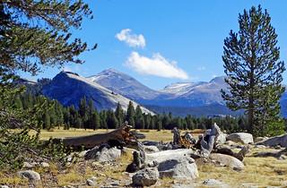 On top of Yosemite NP, CA 10-17