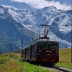 Tramway du Mont Blanc au Col de Voza thumbnail