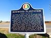 Boxwood Plantation Historic Marker (jimmywayne) Tags: boxwood plantation hillsboro alabama lawrencecounty historic slavecabin slave quarter nrhp nationalregister rker marker