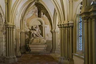 Tomb of Leopold III. the Saint