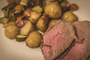Sunday Tradition (Ian Emerson) Tags: beef vegetables dinner food roast tradition sunday 50mm canon