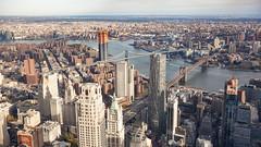 Bridges (Tim Drivas) Tags: newyorkcity manhattan brooklyn brooklynbridge manhattanbridge williamsburgbridge skyline skyscrapers city nyc cityscape newyork