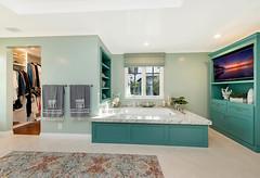 Master Bath & W.I.C.