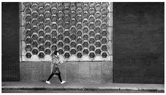 London Street Photography (spencerrushton) Tags: spencerrushton spencer rushton canon canonlens 24105mm canon24105mmlf4 zoomlens london londonuk uk londoncity city streetlondon street photographystreet photographypeoplebeautifulblack whiteblackbwwalkwhitemonochromewomancanonlcandidsnapdaydaylightdslrdeth fielddigitaldofrule thirdsbuildingrawroadsundaybrickbrick workphoto walk londonphoto