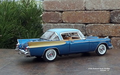 1958 Packard Hawk Hardtop (JCarnutz) Tags: 124scale diecast danburymint 1958 packard hawk