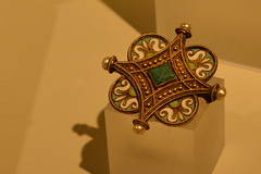 Rome, Italy - Villa Giulia (Etruscan Museum) - Jewelry (5) (jrozwado) Tags: europe italy italia rome roma villagiulia museum archaeology etruscan jewelry gold