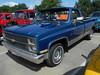 1983 Chevy C-10 Silverado (splattergraphics) Tags: 1983 chevy c10 silverado fleetside pickup truck carshow litchfieldfirefightersassociation carrierickermiddleschool litchfieldme
