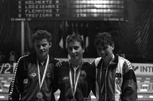 069 Swimming_EM_1987 Strasbourg