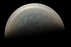 Jupiter - Juno Perijove 3 - December 11 2017 (Kevin M. Gill) Tags: jupiter juno junocam perijove3 planetary science astronomy space