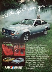 1979 AMC American Motors Spirit Advertising Playboy December 1978 (SenseiAlan) Tags: 1979 amc american motors spirit advertising playboy december 1978