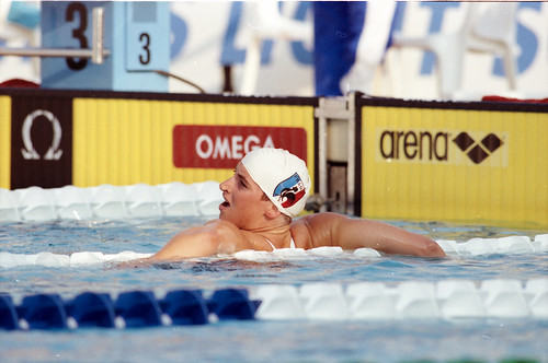 527 Swimming EM 1991 Athens