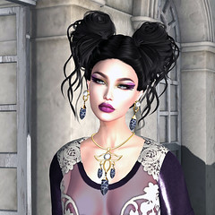 LuceMia - JUMO (MISS V♛ ITALY 2015 ♛ 4th runner up MVW 2015) Tags: jumo sl new creations fashion models mesh lucemia