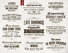 Set of Quotes Typographical Posters, Vector Design. Motivational Quotes for Inspirational Art. (CassandrawithAnAttitude) Tags: abstract banner blurred card collection concept creative decorative design emotion expression fashioned font future graphic hipster illustration inspiration inspirational inspire life message motivation motivational note old pack paper philosophy poster quotation quote retro saying sentence set template text texture things type typographic typography vector way wisdom wise