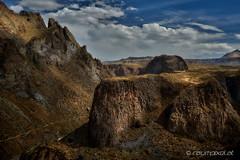 Peru Mountains (Oliver Hallwirth | raumpixel) Tags: peru colcacanyon