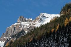 Bira im Grat der Winteregg ( BE - 2`455 m - Berg montagne montagna mountain Felswand Felsen ) in den Berner Alpen - Alps im Berner Oberland im Kanton Bern der Schweiz (chrchr_75) Tags: christoph hurni schweiz suisse switzerland svizzera suissa swiss chrchr chrchr75 chrigu chriguhurni chriguhurnibluemailch november2017 november 2017 albumzzz201711november