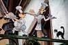 Enseigne alsacienne (Lucille-bs) Tags: europe france alsace grandest hautrhin eguisheim enseigne cuisinier chat choucroute kougelhopf