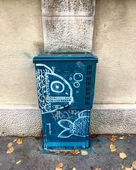(Suite116) Tags: streetart figh pesce street strada via milano cittàstudi graffiti arte art