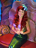 Ariel (meeko_) Tags: ariel mermaid princess thelittlemermaid characters disneycharacters arielsgrotto fantasyland magic kingdom magickingdom themepark walt disney world waltdisneyworld florida