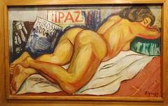 Juan Antonio Franco Desnudo Museo Nacional de Arte Moderno Ciudad de Guatemala (Rafael Gomez - http://micamara.es) Tags: juan antonio franco desnudo museo nacional de arte moderno ciudad guatemala carlos merida