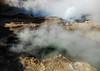 Geysers del Tatio (Hari Haru) Tags: landscape nature atacama desert geyser water