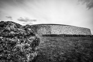 Newgrange. Brú na Bóinne. Prehistory.