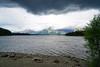 Dramatic sky over Jackson Lake, Wyoming, USA (Andrey Sulitskiy) Tags: usa wyoming grandteton