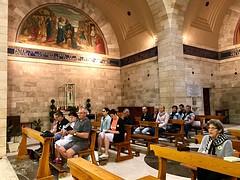 79 - Szentmise Lázár templomában - Betánia / Svätá omša v Kostole sv. Lazara - Betánia
