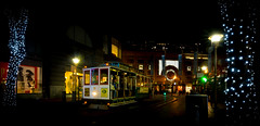 Cable car (Greg @ Montreal) Tags: cablecar sanfrancisco night nightphotography travel california streetphotography street usa unitedstates nikon nikonpassion d7100 city tramway tram ville voyage nuit photographiederue