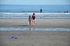 Violet & Mommy On The Beach (Joe Shlabotnik) Tags: beach july2017 higginsbeach violet sue 2017 maine boogieboard ocean proudparents afsdxvrzoomnikkor18105mmf3556ged