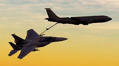 Refueling_18 (The_SkyHawk) Tags: world f15 eagle usaf refueling air force dcs digital combat simulator flight flying jets aviation virtual flightsim