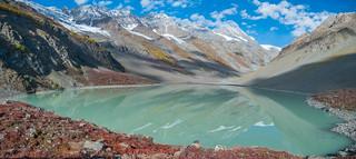Lake 3 in the Naltar valley, GB Pakistan