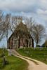 zicht op kerk, Schardam (gem. Volendam) (CBP fotografie) Tags: nederland netherlands holland noordholland northholland landschap landscape laagholland kerk church schardam schardamgem volendam