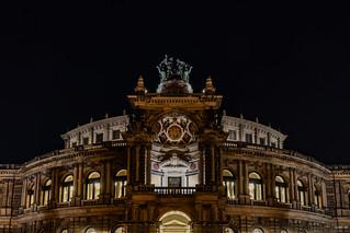 Semperoper Dresden (Flickr Explore)