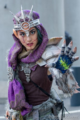 Inquisitor Lithonial Lavellan (dgwphotography) Tags: cosplay nycc nycc2017 newyorkcomiccon dragonage 50mmf18g nikond500