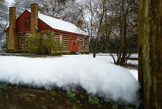 The Kolb Farmhouse - 1836