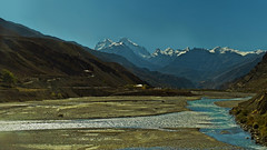 The confluence !! (Lopamudra !) Tags: lopamudra lopamudrabarman lopa landscape river rivers pinvalley pin spiti spitivalley attargo dhankar himalaya himalayas himachal himachalpradesh hp mountain mountains range peak peace peaks water waterscape india valley vale tributary confluence colour color colours colourful cold picturesque picture beauty nature beautiful