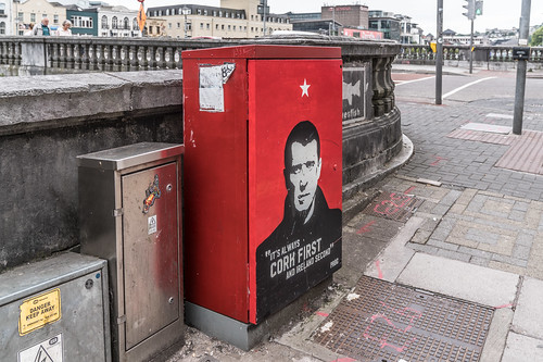 EXAMPLES OF PAINT-A-BOX STREET ART IN CORK CITY CENTRE [PHOTOGRAPHED 2017]-133898