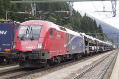 I ÖBB/Rail Cargo 1116 168 Brenner 04-09-2017 (peters452002) Tags: peters452002 bahn bahnhof brennerbahn brennero brenner eisenbahn etrain elok e5 railways railway railroad railroads rail railwaystation trains train trein treinen twop transportation taurus spoor spoorwegen ferrovia lokomotive lokomotief locomotive jalalspagestransportationalbum olympus oostenrijk austria