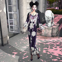 LuceMia - JUMO (MISS V♛ ITALY 2015 ♛ 4th runner up MVW 2015) Tags: jumo sl new hair mesh creations models hud colors lucemia