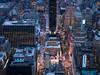 Manhattan from Above (Explorerd) (@Tuomo) Tags: newyork manhattan empirestate buildings city lights urban dusk evening olympus omd em1mk2 zuiko pro 12100mm cityscape