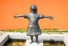 (TimoOK) Tags: argentina argentiina buenosaires art taide patsas statue girl tyttö